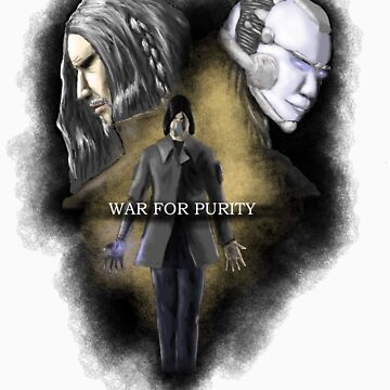 War For Purity (contest entry) by Redustheriotact