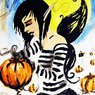 emo halloween fairy by Xtianna