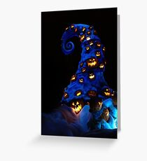 Pumpkin Hill Greeting Card