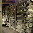 My winter cabin!!! © by Dawn Becker