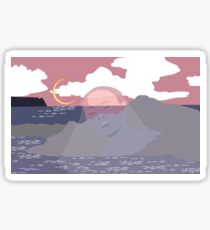 Moonrise Sticker