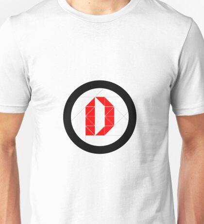 """""""D"""" T-Shirt"""