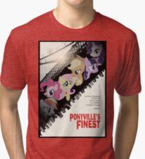 Ponyville's Finest Tee Tri-blend T-Shirt
