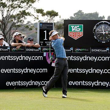Stuart Appleby Australian Open by Duckstar