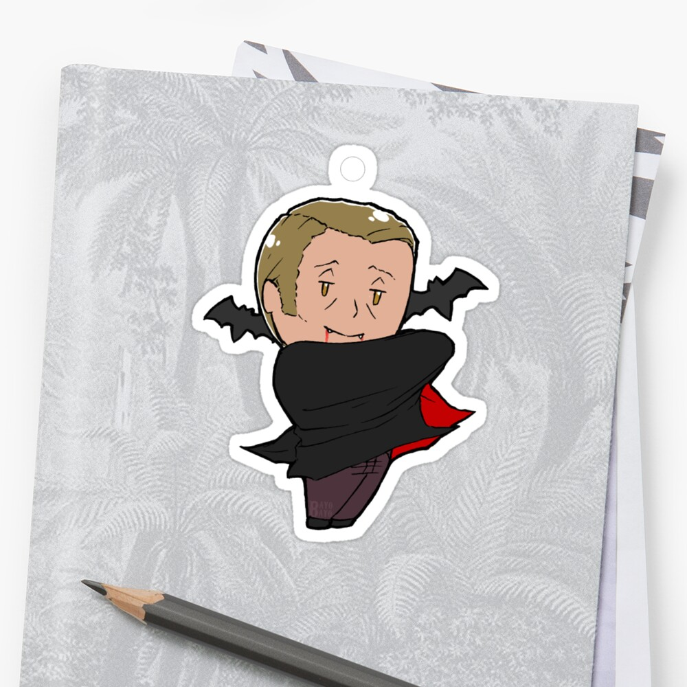 Tiny Hannibal Vampire by bayobayo