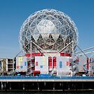 Science World in Vancouver by MaluC