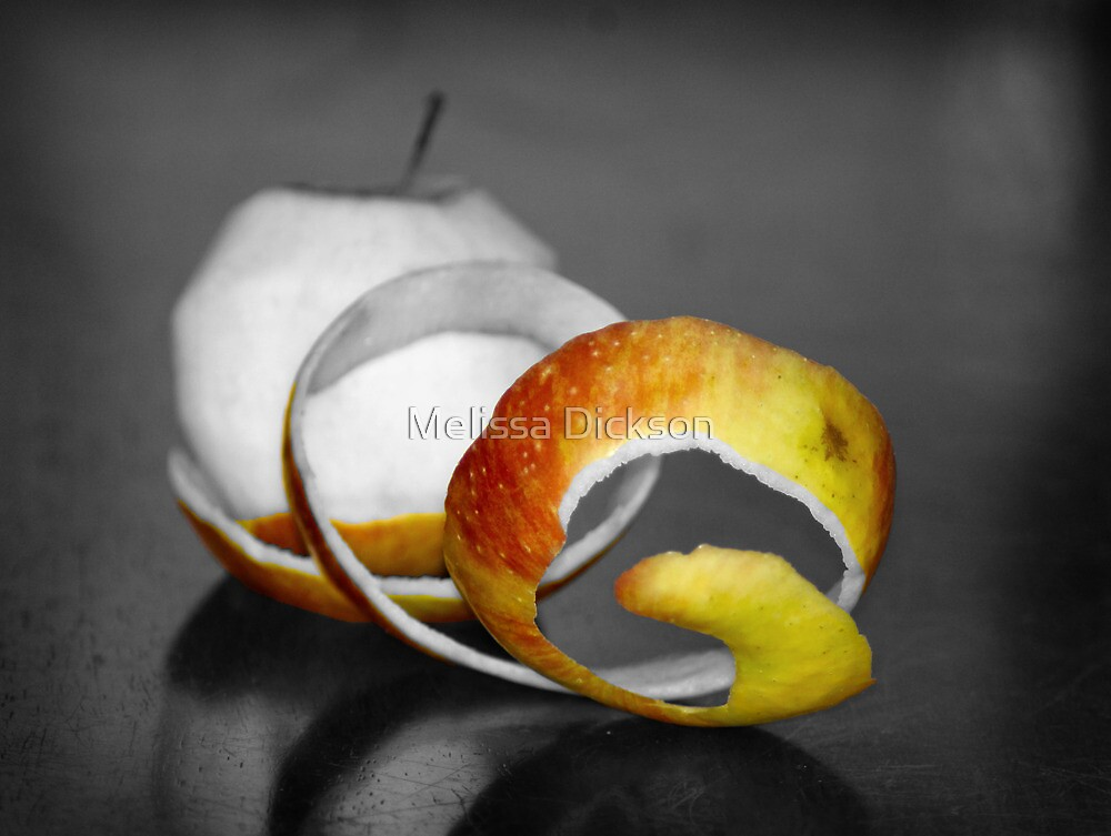 Selective Apple by Melissa Dickson