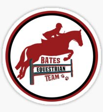 Bates Eq Team Sticker