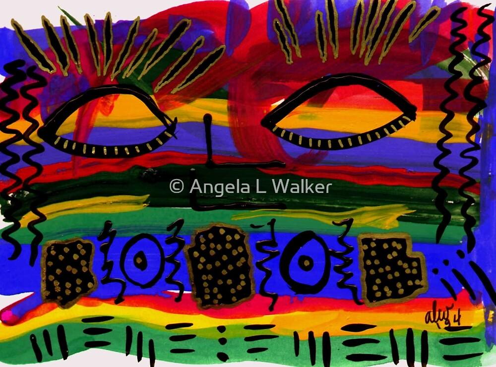 Bright Eyes by © Angela L Walker