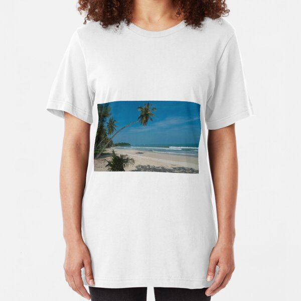 Thung Wua Laen Beach Slim Fit T-Shirt