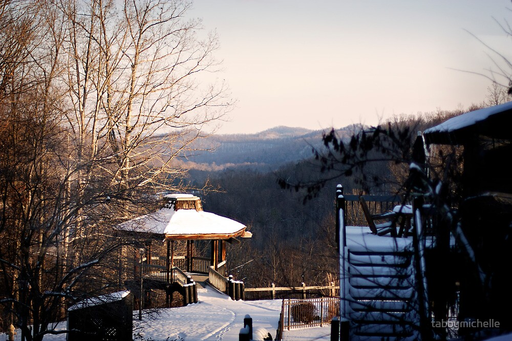 Winter Splendor by tabbymichelle