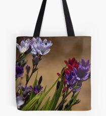 Tiny Wildflowers  Tote Bag