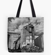 Imposing - Remains of the cement works Tote Bag