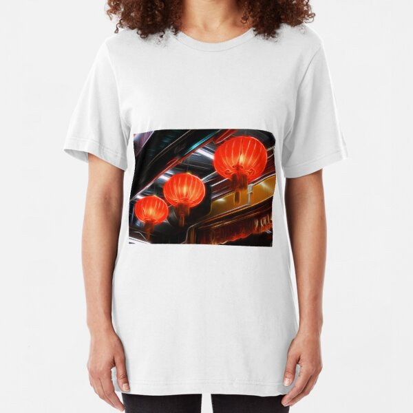 Trio Rouge Slim Fit T-Shirt