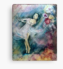 Cloud number nine Canvas Print