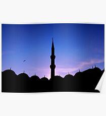Minaret Poster