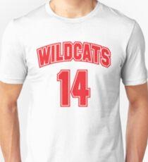 Wildcats 14 Unisex T-Shirt