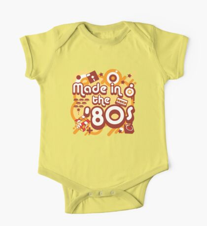 Made In The 80s Kids Clothes