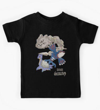 Becci's Kyogre, Lapras and Steelix Kids Clothes