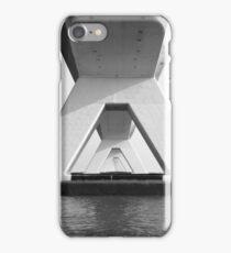 Zeeland Bridge, The Netherlands iPhone Case/Skin