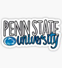 Penn State Nittany Two Tone Sticker