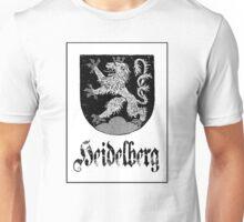 The 3-Tailed Lion of Heidelberg Unisex T-Shirt