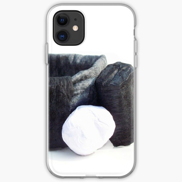 BALOO - fluffy, round and chubby -  iPhone Soft Case