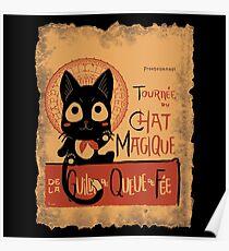 Le Chat Magique Poster