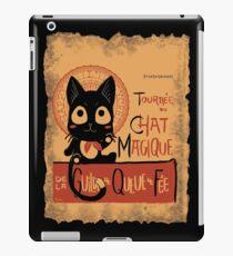 Le Chat Magique iPad Case/Skin