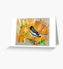 bird-o3 Greeting Card