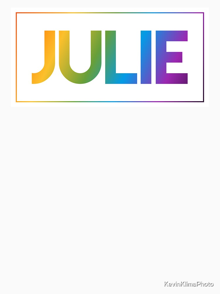 Julie - Pride Edition by KevinKlimaPhoto