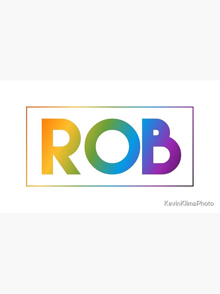 Rob - Pride Edition by KevinKlimaPhoto