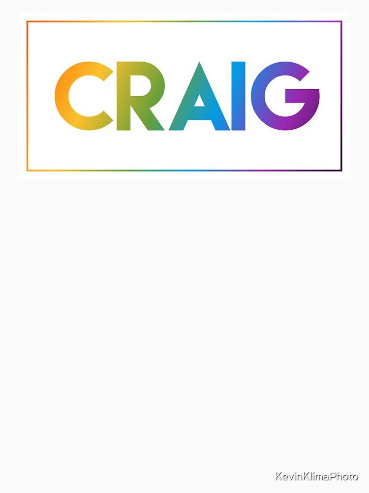 Craig - Pride Edition by KevinKlimaPhoto