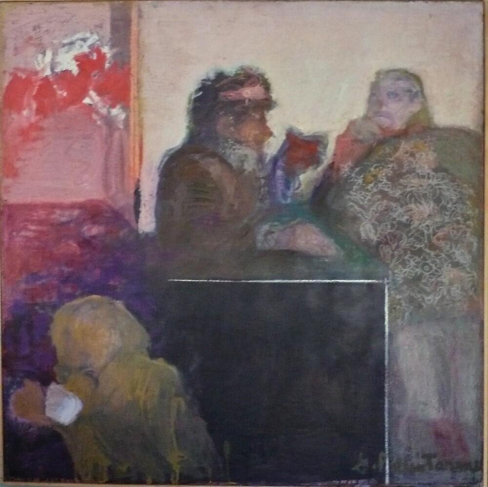 gossip by Galya Pillin-Tarmu