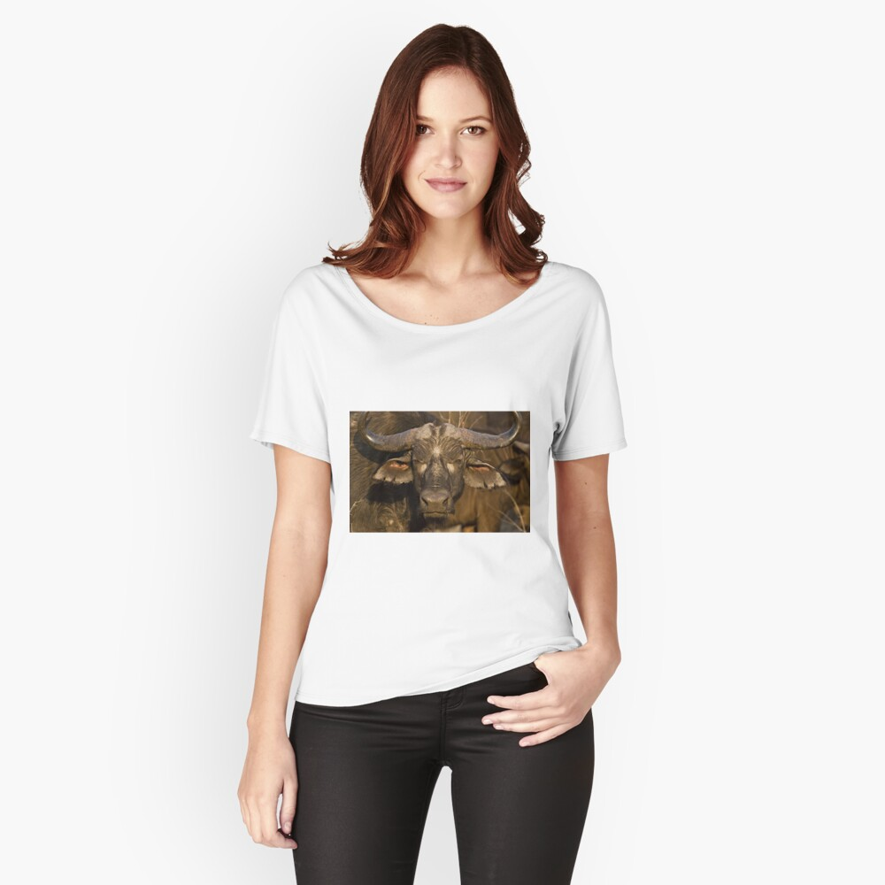 It's No Bull Women's Relaxed Fit T-Shirt Front
