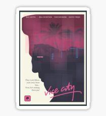 Vice City Sticker