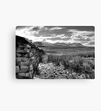 Ingleborough Canvas Print