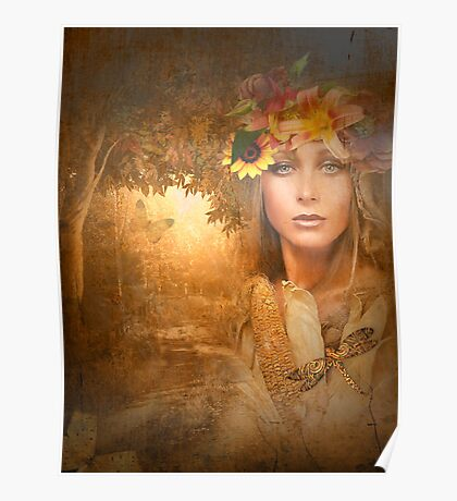 My Dearest Autumn ....  Poster