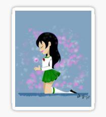 The Shikon Priestess Sticker