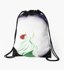 Full Moon Drawstring Bag