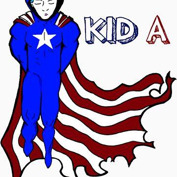 KID A by VicariousVandal