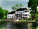House on the Water by Marcia Rubin