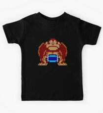 Pixel Kong Kids Clothes