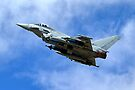 Eurofighter Typhoon IPA5 ZJ700 by Andrew Harker