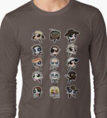 The Walking Dead Puffs Parody T-Shirt