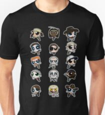 The Walking Dead Puffs Parody T-Shirt
