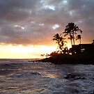 Poipu Kauai by Mary Ellen Hurley
