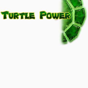 Turtle Power by TorontoSol