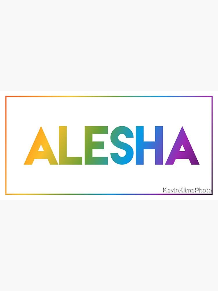 Alesha - Pride Edition by KevinKlimaPhoto