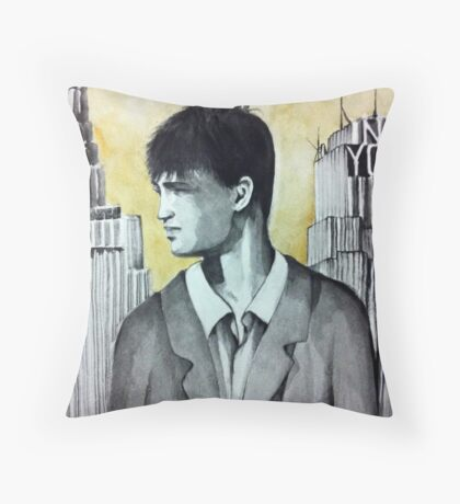 Don't ever tell anybody anything.... Throw Pillow